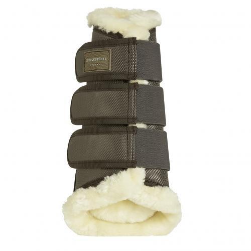 Ochraniacze Soft Cozy S21 taupe