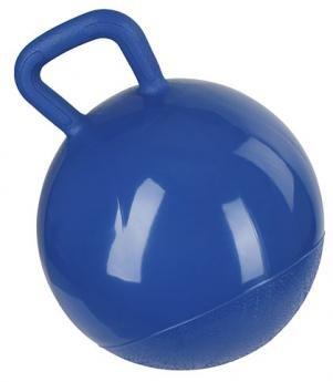 Piłka dla konia śr.25cm niebieska