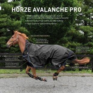 Horze Derka Avalanche Pro 300G
