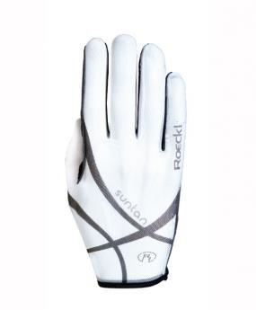 Rękawiczki Laila 3302001 białe