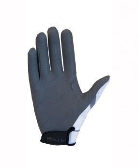 Rękawiczki Laila 3302-001 białe