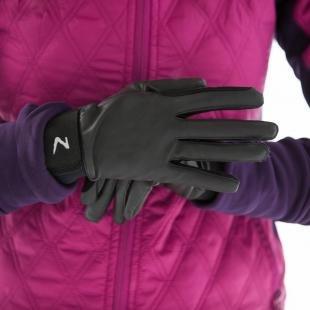 Horze Rękawiczki Felicia czarne