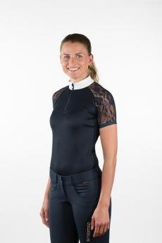 B//Vertigo Koszulka konkursowa Amy S19 dark navy