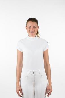 Horze Koszulka konkursowa Mirielle S19 white