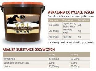 V.S.L. - 1kg