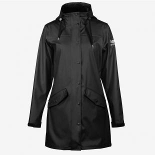 Horze Płaszcz przeciwdeszczowy Billy W19 black
