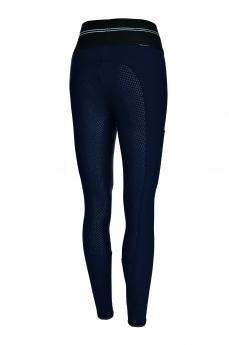 Bryczesy Gia Grip Athleisure softshell night blue