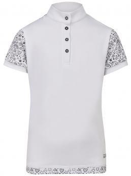Koszulka konkursowa Finja biała