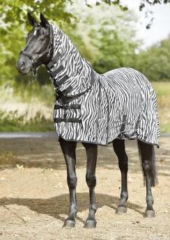 Derka siatkowa  Paddock Comfort Zebra