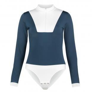 Koszula konkursowa Edie body S20 reflecting pond blue