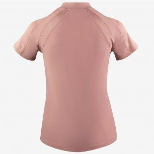 Bluzka techniczna Horze Aliza S20 Glitterpink