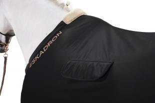 Derka Softshell Show Rug H20 black