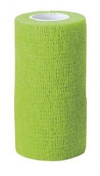 Bandaż elastyczny zielony