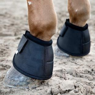 Kalosze dla konia czarne