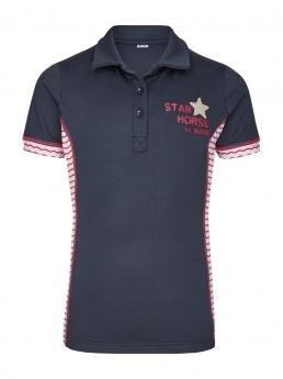 Koszulka polo Star Horse navy