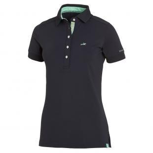 Koszulka Polo Marlena S21 dark blue