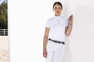 Koszulka konkursowa Cuba biała