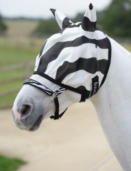 Maska na owady  Zebra
