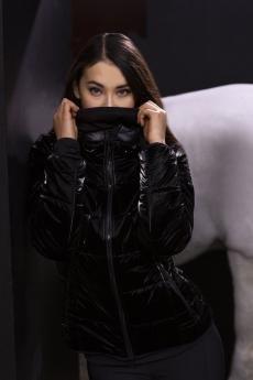 Kurtka pikowana Nayla W21 black velvet